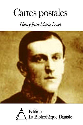 Cartes postales par Henry Jean-Marie Levet