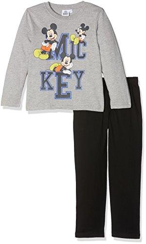 Disney Mickey Mouse Kinder Schlafanzug im Set 2tlg, Gr. 110 (Herstellergröße: 5Y/110CM), G Preisvergleich