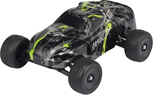 Reely Rambler 1:32 RC Einsteiger Modellauto Elektro Truggy Heckantrieb incl. batteria ricaricabile e caricabatteria
