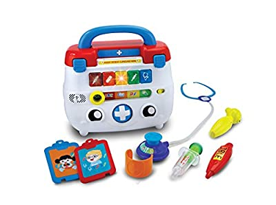 Vtech 178303 Pretend and Learn Doctors Kit - Multi-Coloured from Vtech
