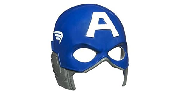 Captain America Mask: Amazon co uk: Toys & Games