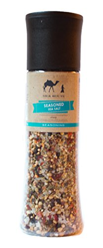 seasoned-salt-grinder-380g-134oz-easy-to-use-salt-mill-with-fresh-atlantic-sea-salt-a-high-grade-sal