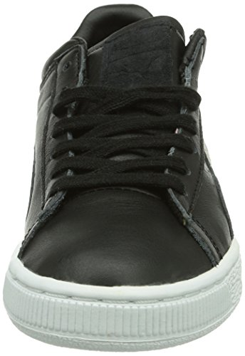 Puma Stepper Classic Citi Series, Baskets mode mixte adulte Noir (Black 01)