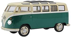Jamara VW T1 Bus 1:24 Diecast, Color Verde (405146)