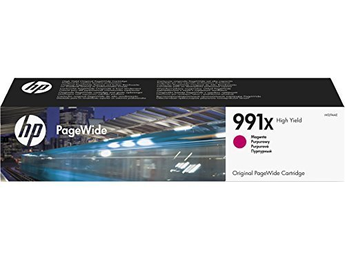 Preisvergleich Produktbild HP 991X High Yield Yellow Original PageWide Tintenpatrone M0J98AE