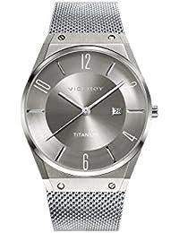 Reloj Viceroy Hombre 42323-17 Malla Titanio