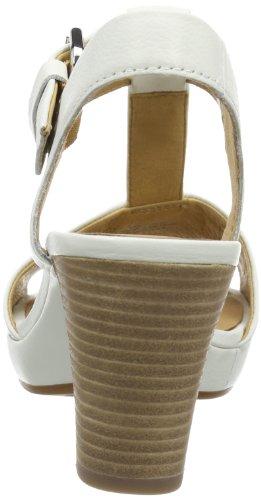 Gabor Gabor Comfort, Fermeture en T femme Blanc