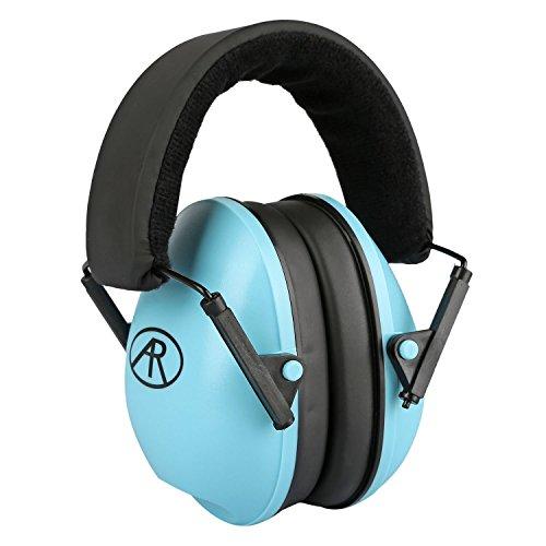 ZJEGO Kapselgehörschutz Kid Faltbare Gehörschutz baby Ohrenschützer für Kinder Mini earmuffs Ear Defenders,Komfortabel,leicht,SNR 26dB (Position Ohrenschützer)