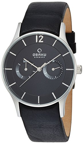 Obaku reloj hombre V175GMCBRB