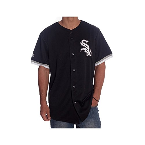 Maglia MLB Majestic: Chicago White Sox BK M