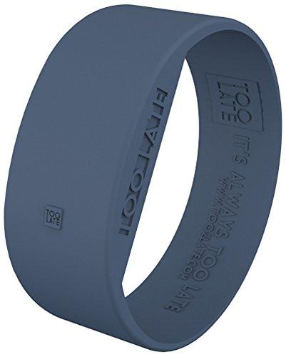 Armbanduhr Erwachsene Too 2late WTC LED BB Blue JEA M -