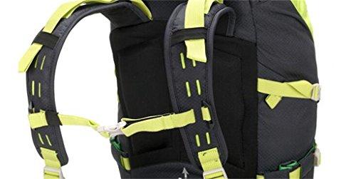 Outdoor spalla zaino uomini e donne alpinismo borse 40L Borsa Borsa ( Colore : Nero , dimensioni : 40L ) Nero