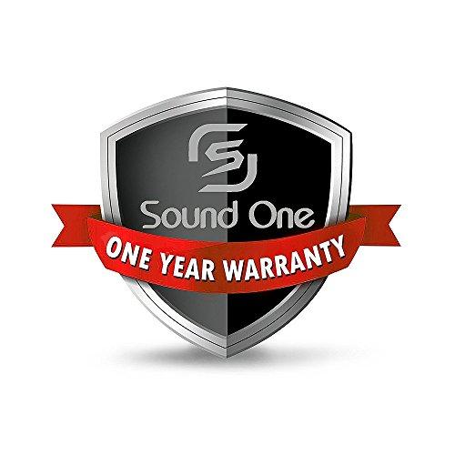 Sound One BT-06 Bluetooth Headphones (Black)