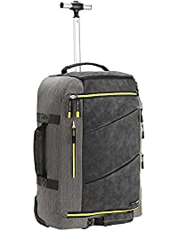 Cabin Max Manhattan 55x40x20 Trolley with packaway backpack straps