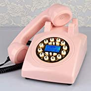 Button vintage ancient telephone, ancient American machine Bell/Home office/button Clear retro 23x13x13cm mobi