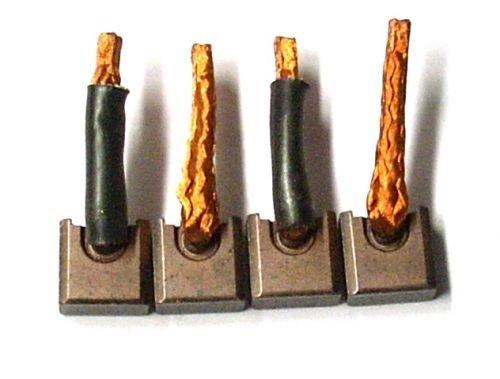 Escobillas de carbón Motor de arranque Valeo Paris-Rhone 7x14x13,7