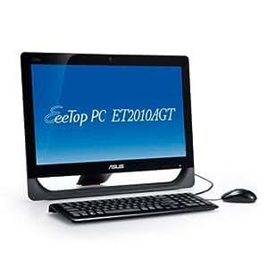 ASUS EeeTop ET2010AGT-B090E All-in-One PC (AMD Athlon II X2 250u 1.6GHz, RAM 2GB, HDD 320GB, Windows 7 Home Premium)