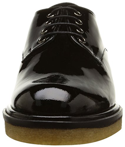 Castañer Blossom-Patent Leather, Scarpa Donna Nero (Black)