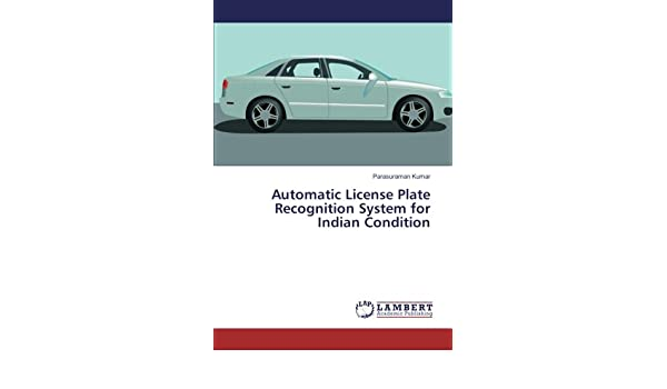 Buy Automatic License Plate Recognition System for Indian