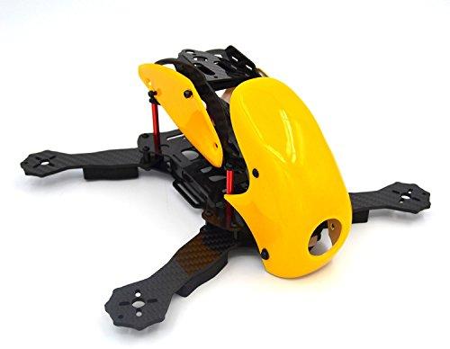 LHI FPV Mini Robocat Karbon 270 4-AchseQuadrokopter Rennkopter rennen Kit ARF+ CC3D Flugcontroller + MT2204 2300KV Motor + Simonk 12A ESC + 6030 CF Propeller Prop - 4