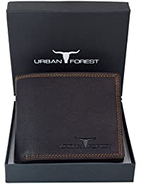 URBAN FOREST Brown Men's Wallet