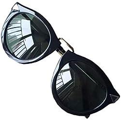 77ab0726ef dfb Versión Coreana Gafas De Sol Polarizadas El Mismo Punto Gafas De Sol  Montañismo Generación Femenina