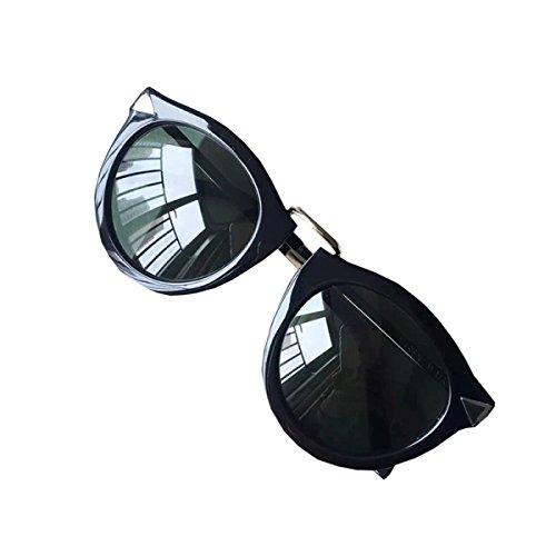 Dfb Koreanische Version Polarisierte Sonnenbrille Der Gleiche Paragraph Bergsteigen Sonnenbrille Weibliche Generation Einkaufen Reise Reise Sun Angeln Party Shopping Kleid,Green