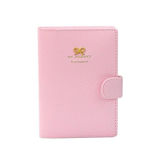 Reisepass-Schutzhülle und Organiser, Pink