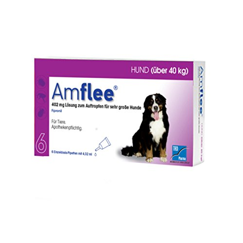 TAD Pharma GmbH Amflee 402 mg Spot-on Lös 6 STK