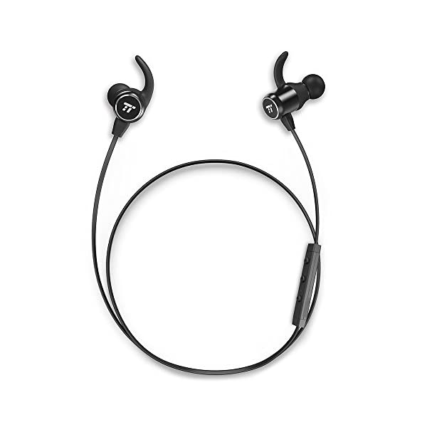 77ee20d10cc Bluetooth Earphones, TaoTronics Magnetic Wireless Sports Headphones ...