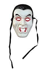 KFD Dracula Face Halloween Accessories for kids, Boys and Girls