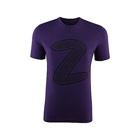 Zumba Miroir Me Men's T-Shirt Violet I Came. Acai. I Conquered XS