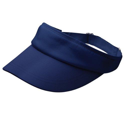 Beechfield - Visière 100% coton - Adulte unisexe Bleu