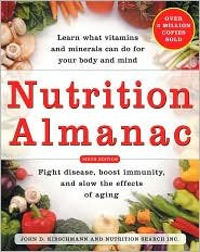 Nutrition Almanac 6th (sixth) edition Text Only