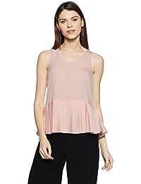 Symbol Amazon Brand Women's Sleeveless Top