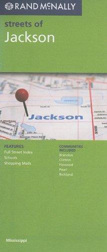 Rand Mcnally Jackson, Mississippi