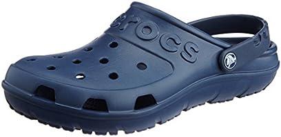 Crocs Hilo Clog Navy, Unisex Adults' Clogs, Blue (blue 410), 10 UK
