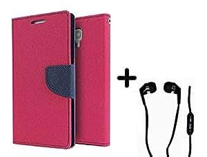 new concept 8ad0d 171df MOSHUM Wallet Flip Cover for Sony Xperia M4 Aqua Dual: Amazon.in ...