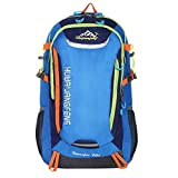 Zaino 40L Trekking, Bici, Montagna, Alpinismo, Impermeabile, Porta PC