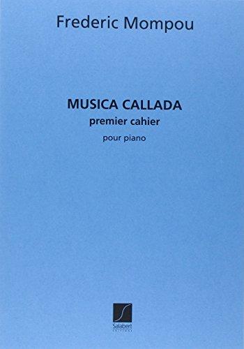 Musica Callada 1 Piano