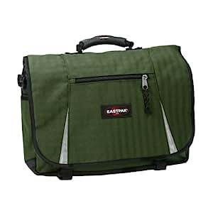 Eastpak Campus Brainbox L 2009 Messenger Bag mit Laptopfach 43 cm campus green