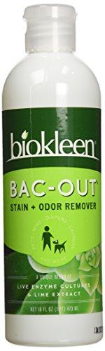 Biokleen Bac-Out Stain & Odor Eliminator - 16 oz