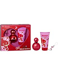 Hello Kitty – 5497 – Set – Eau De Toilette 100 ml + Lotion pour le corps 150 ml)