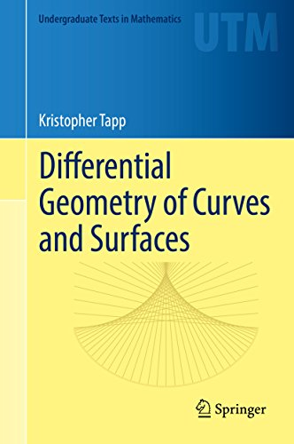 Differential Geometry of Curves and Surfaces (Undergraduate Texts in Mathematics) (English Edition) -