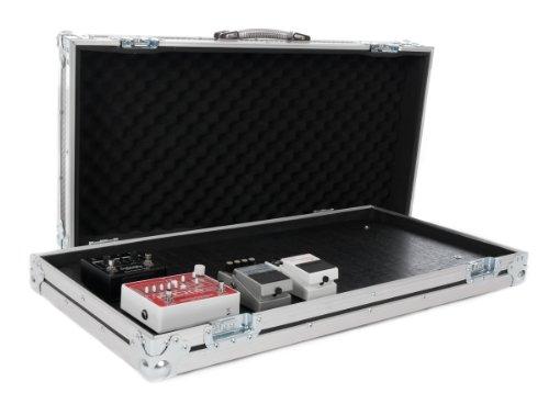 NSP GB03 Pedalboard für Gitarre im praktischen Koffer
