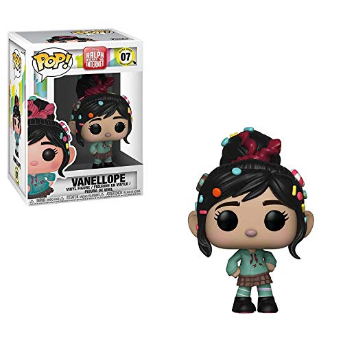 Funko 33411 Disney: Wreck-It-Ralph 2 POP Vinylfigur, Multi