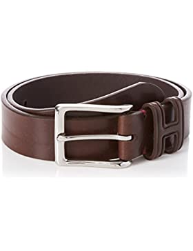 Hackett London Ha M a Leather Belts, Cinturón para Hombre