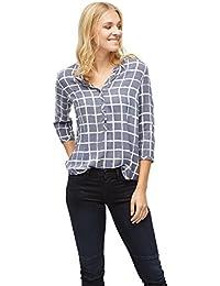 Tom Tailor für Frauen Shirt/Blouse Karierte Bluse