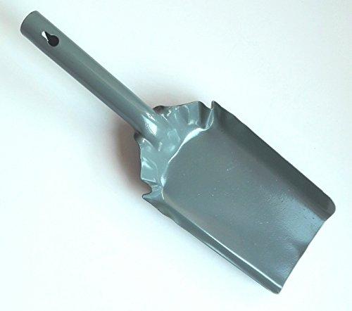 Preisvergleich Produktbild Des–Schaufel Metall für Kamin und Grill–emailliert
