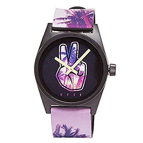 Neff Herren Uhren Daily Wild Violet Einheitsgröße